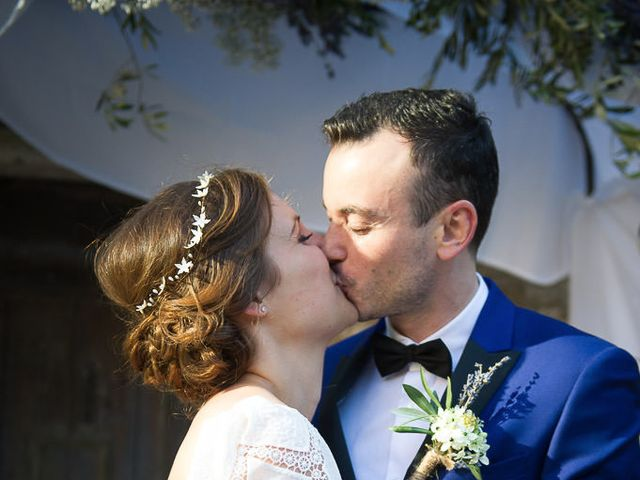 Le mariage de Thomas et Eva à Les Arcs, Var 59