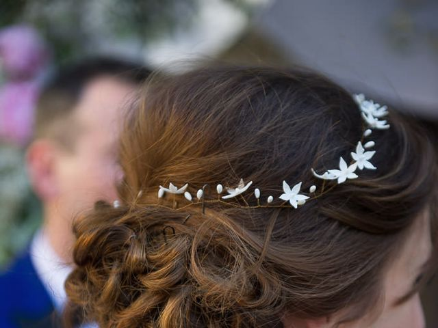 Le mariage de Thomas et Eva à Les Arcs, Var 61