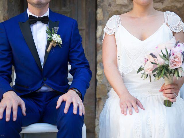 Le mariage de Thomas et Eva à Les Arcs, Var 62