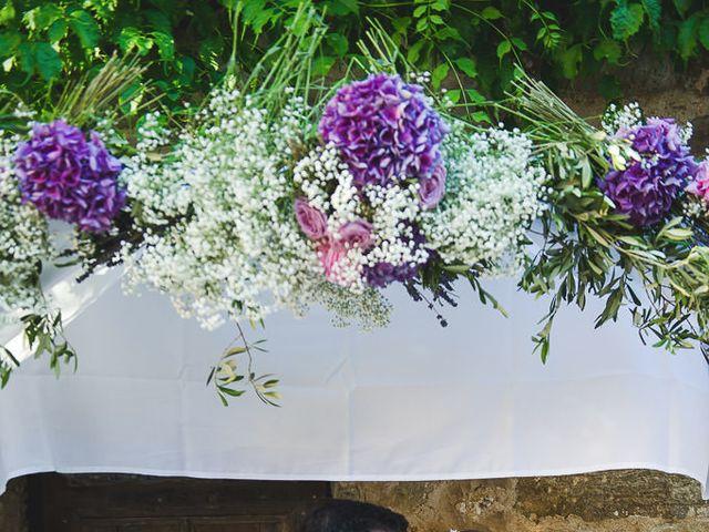 Le mariage de Thomas et Eva à Les Arcs, Var 64