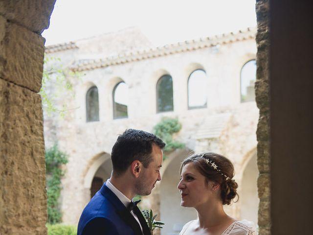 Le mariage de Thomas et Eva à Les Arcs, Var 66