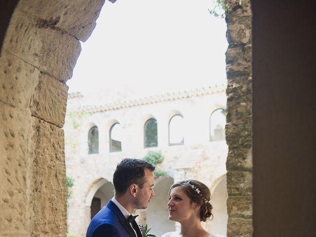 Le mariage de Thomas et Eva à Les Arcs, Var 67