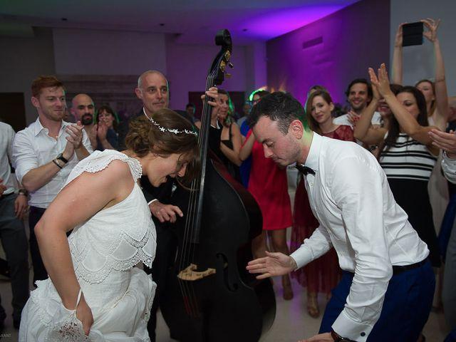 Le mariage de Thomas et Eva à Les Arcs, Var 87