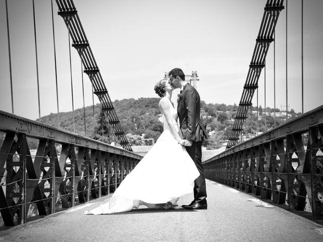 Le mariage de Jérémy et Tiphaine à Bagnols-sur-Cèze, Gard 12