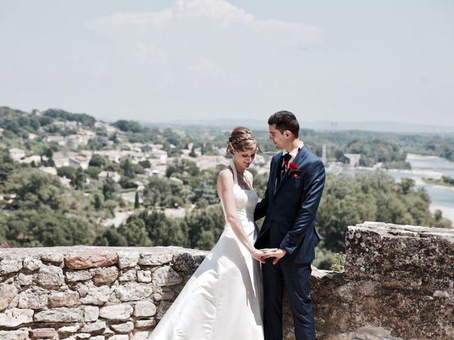 Le mariage de Jérémy et Tiphaine à Bagnols-sur-Cèze, Gard 13