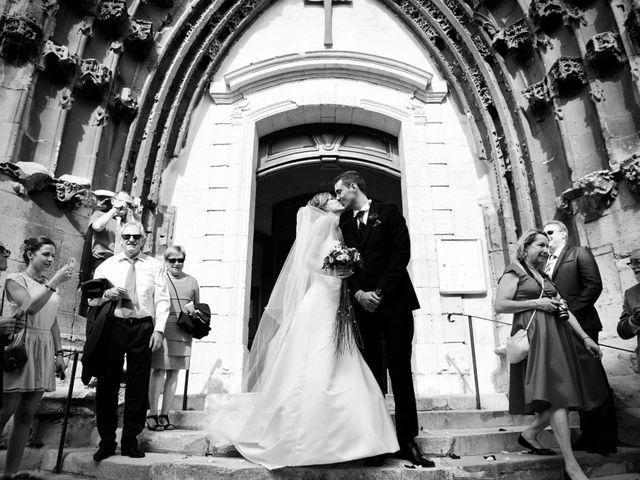 Le mariage de Jérémy et Tiphaine à Bagnols-sur-Cèze, Gard 18