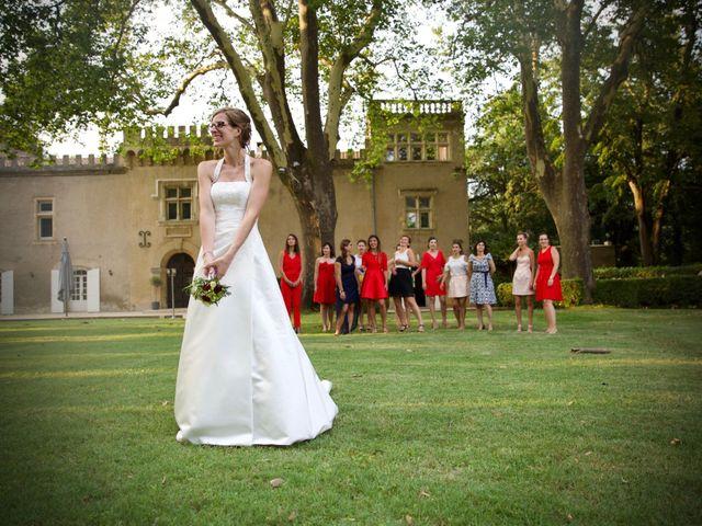 Le mariage de Jérémy et Tiphaine à Bagnols-sur-Cèze, Gard 25