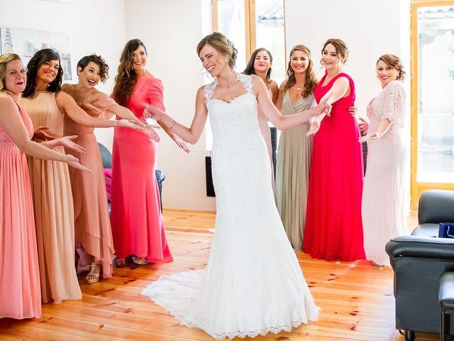 Le mariage de Romain et Nadia à Labastide-Saint-Pierre, Tarn-et-Garonne 1