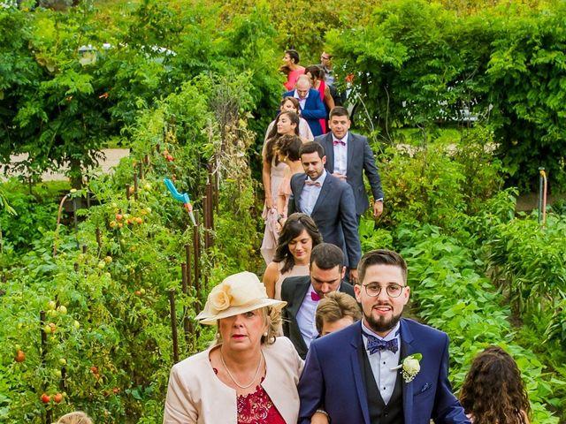 Le mariage de Romain et Nadia à Labastide-Saint-Pierre, Tarn-et-Garonne 16