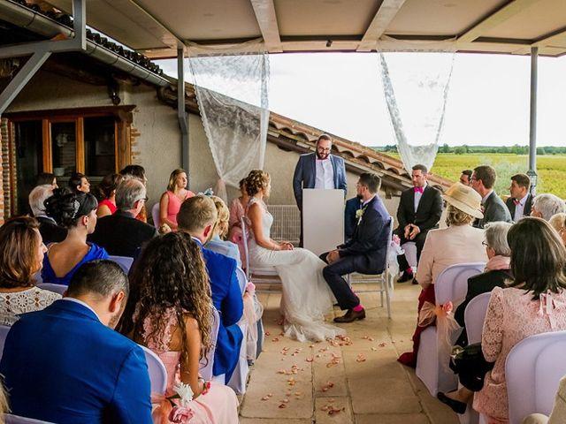 Le mariage de Romain et Nadia à Labastide-Saint-Pierre, Tarn-et-Garonne 20