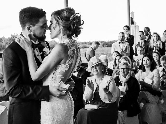 Le mariage de Romain et Nadia à Labastide-Saint-Pierre, Tarn-et-Garonne 22