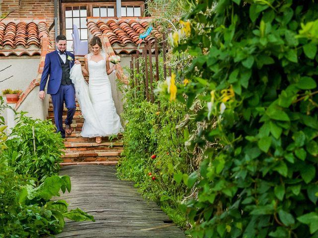 Le mariage de Romain et Nadia à Labastide-Saint-Pierre, Tarn-et-Garonne 23