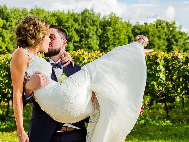 Le mariage de Romain et Nadia à Labastide-Saint-Pierre, Tarn-et-Garonne 33