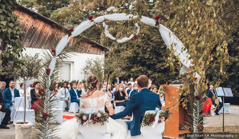 Le mariage de Fabrice et Priscillia à Illkirch-Graffenstaden, Bas Rhin