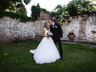 Le mariage de Nathalie et Jérôme