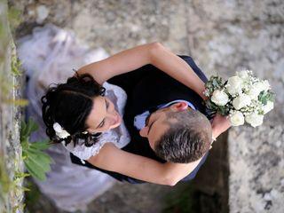 Le mariage de Sabrina et Jerome