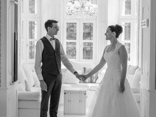 Le mariage de Pauline et Martin