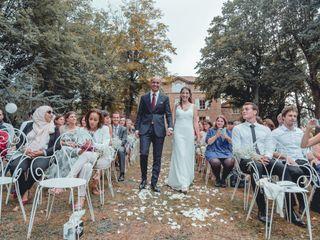 Le mariage de Florence et Mohamed