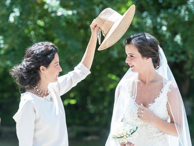 Le mariage de Robier et Marie à Lectoure, Gers 7