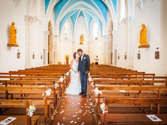 Le mariage de Robier et Marie à Lectoure, Gers 9