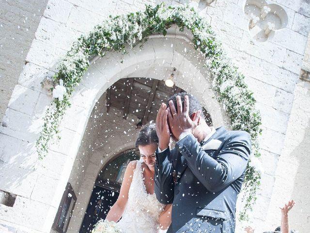 Le mariage de Robier et Marie à Lectoure, Gers 10