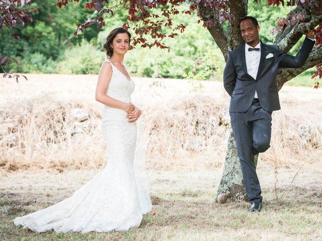 Le mariage de Robier et Marie à Lectoure, Gers 14