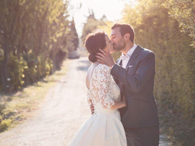 Le mariage de Philippe et Emilie à Tarascon, Bouches-du-Rhône 1