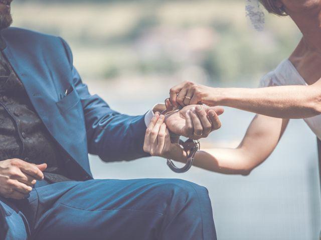 Le mariage de Jean-françois et Camille à Paladru, Isère 9