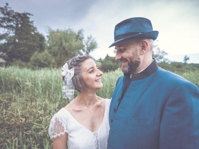 Le mariage de Jean-françois et Camille à Paladru, Isère 12