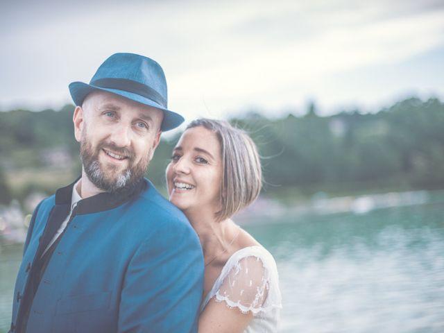 Le mariage de Jean-françois et Camille à Paladru, Isère 15