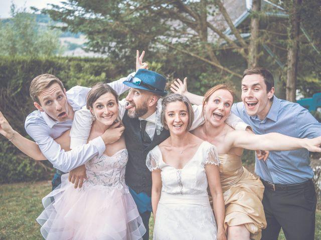 Le mariage de Jean-françois et Camille à Paladru, Isère 19
