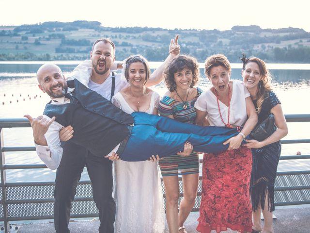 Le mariage de Jean-françois et Camille à Paladru, Isère 20
