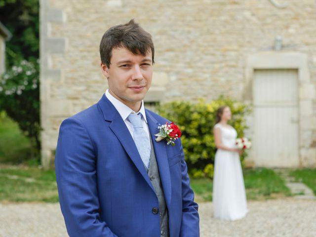 Le mariage de Gabriel et Alice à Druyes-les-Belles-Fontaines, Yonne 11