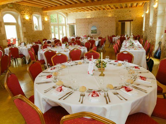 Le mariage de Gabriel et Alice à Druyes-les-Belles-Fontaines, Yonne 21