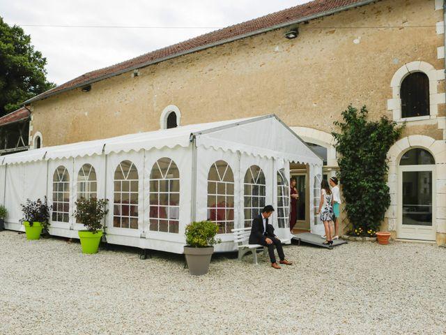 Le mariage de Gabriel et Alice à Druyes-les-Belles-Fontaines, Yonne 24