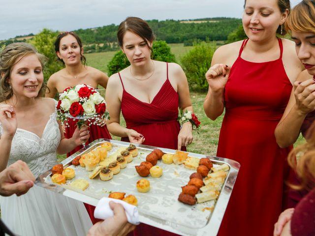 Le mariage de Gabriel et Alice à Druyes-les-Belles-Fontaines, Yonne 31