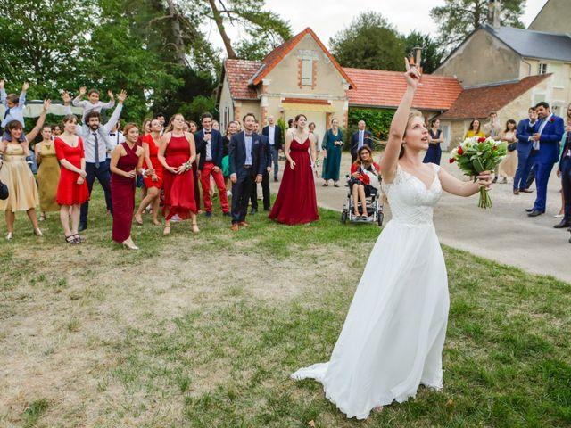 Le mariage de Gabriel et Alice à Druyes-les-Belles-Fontaines, Yonne 32