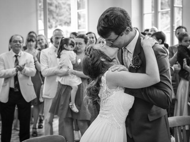 Le mariage de Gabriel et Alice à Druyes-les-Belles-Fontaines, Yonne 18