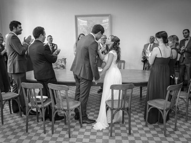 Le mariage de Gabriel et Alice à Druyes-les-Belles-Fontaines, Yonne 19