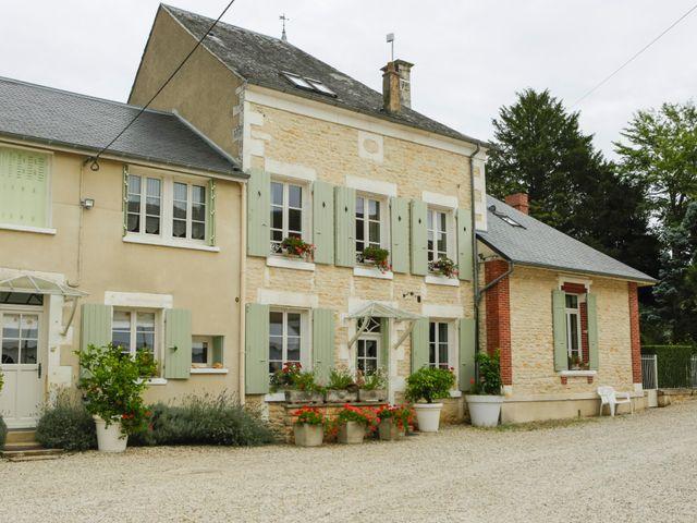 Le mariage de Gabriel et Alice à Druyes-les-Belles-Fontaines, Yonne 25