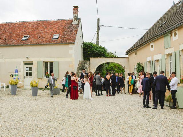 Le mariage de Gabriel et Alice à Druyes-les-Belles-Fontaines, Yonne 26