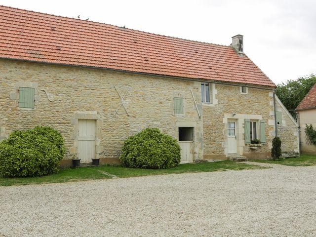 Le mariage de Gabriel et Alice à Druyes-les-Belles-Fontaines, Yonne 27