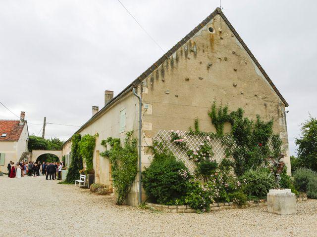 Le mariage de Gabriel et Alice à Druyes-les-Belles-Fontaines, Yonne 28