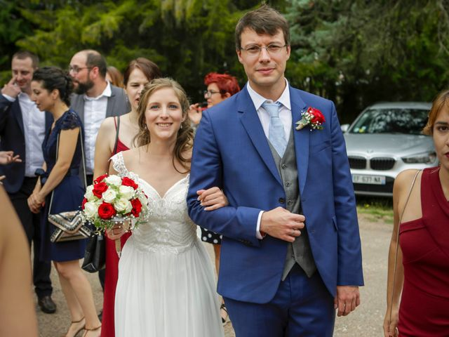 Le mariage de Gabriel et Alice à Druyes-les-Belles-Fontaines, Yonne 36