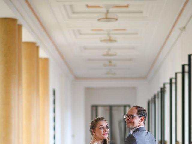 Le mariage de Benjamin et Malaury à Puteaux, Hauts-de-Seine 3