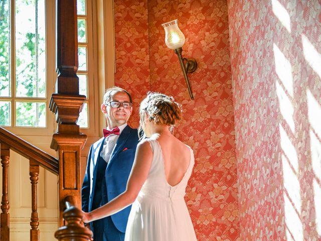 Le mariage de Benjamin et Malaury à Puteaux, Hauts-de-Seine 1