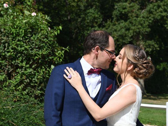 Le mariage de Benjamin et Malaury à Puteaux, Hauts-de-Seine 23