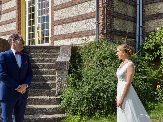 Le mariage de Benjamin et Malaury à Puteaux, Hauts-de-Seine 25