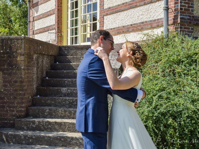 Le mariage de Benjamin et Malaury à Puteaux, Hauts-de-Seine 26