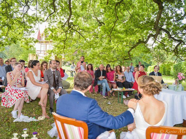 Le mariage de Benjamin et Malaury à Puteaux, Hauts-de-Seine 28